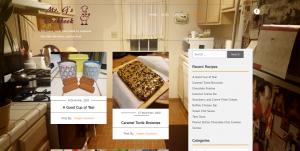 Mr. Gs Cookbook Homepage